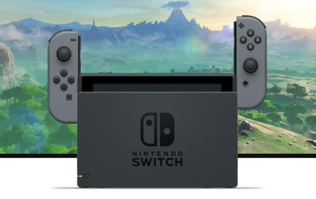 Nintendo Switch: What To Expect In 2018