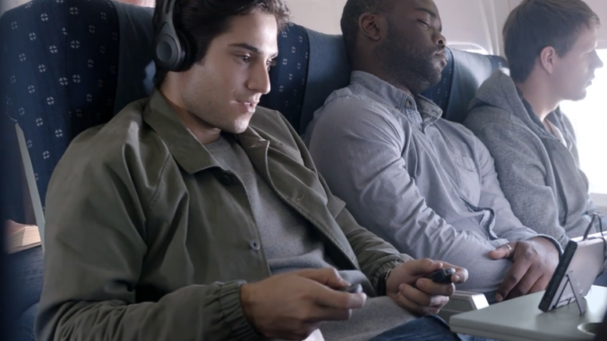 Nintendo Switch and other large electronic devices are