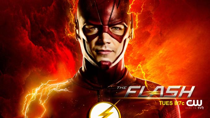 marvel film flash