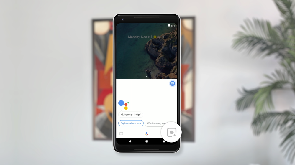 Google Lens is coming to all Pixel smartphones in the coming weeks