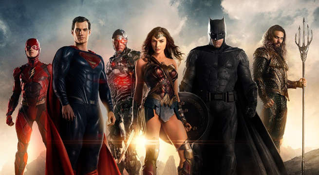 Zack Snyder's version of Justice League according to this Wordpress user