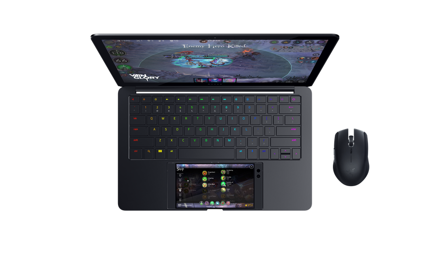 Razer's Project Linda turns the Razer Phone into a laptop