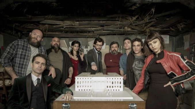 Money Heist La Casa De Papel The Spanish Tv Series That Netflix Acquired Recently Certainly Deserves